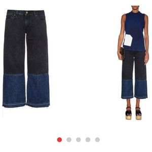 "SIMON MILLER""HIKO""Lux 100%Cotton Patchwork Jean 31"